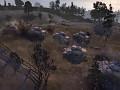 Sherman Mk II in game!
