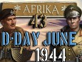 D-Day June 1944 & Afrika 43 for Blitzkrieg Mod