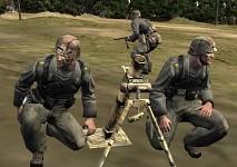 Panzer Lehr Mortar squad