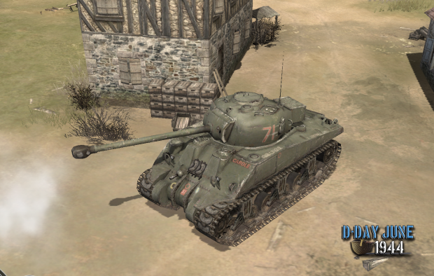Sherman Firefly « Carole » with historic colors image - D