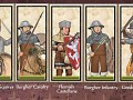 New Flemish Unit Cards