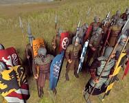 New HRE Emblems on Armor