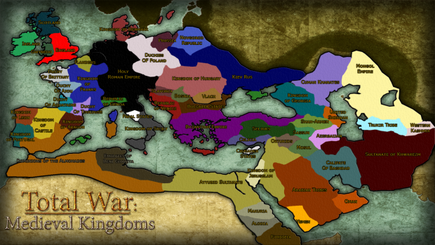 Planned campaign map