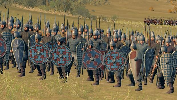 polish spearmen image - medieval kingdoms  total war mod for total war  rome ii