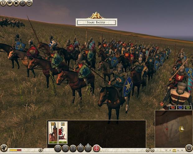 High Era Hungarian Knights
