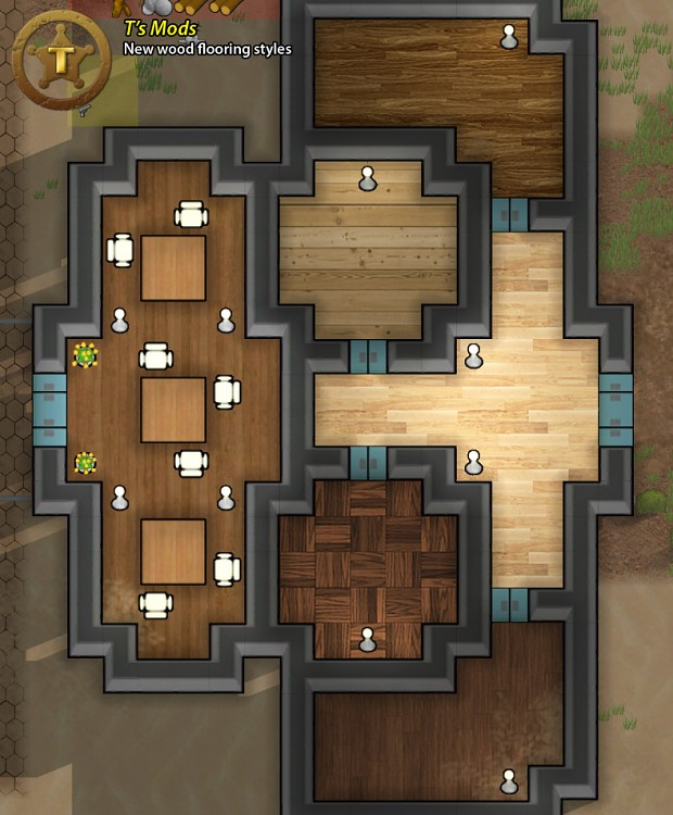 Sitemaps With Embed Option: New Wood Flooring Styles Image