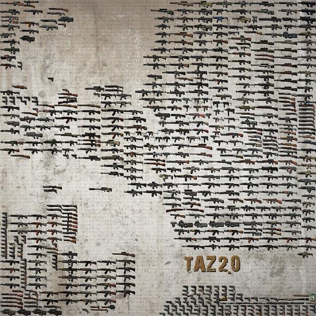 TAZ 2.0 Gunshow