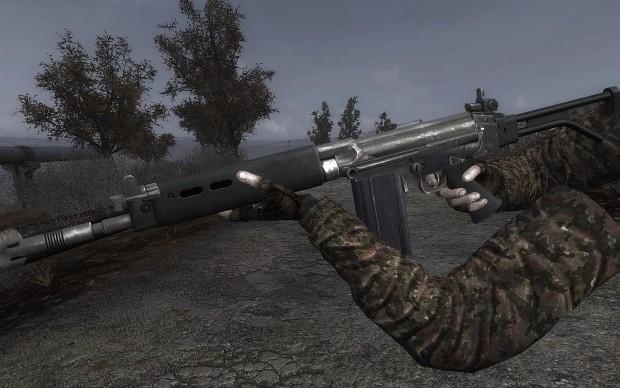 FN FAL Paratrooper
