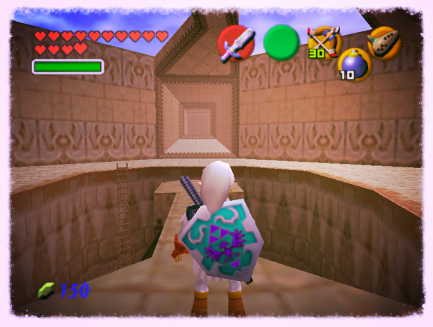 Free Legend Of Zelda Ocarina Of Time Rom Hacking