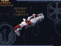 Republic Iraida-class Corvette