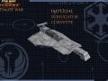 Imperial Subjugator-class Corvette