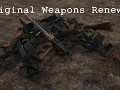 Original Weapons Renewal by r_populik