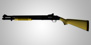 Taser X12 shotgun