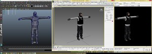 Creating a SWAT character