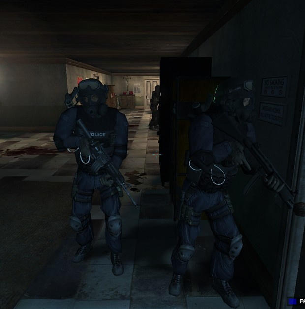 Helmet And Gasmask Image Equipmentmod By Bbe For Swat