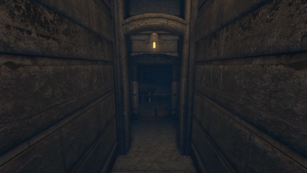 Amnesia: The Streets of London Demo Screenshots