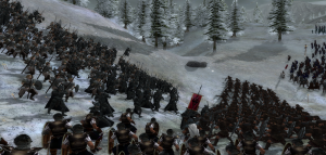 Historical battles - Sancre Tor