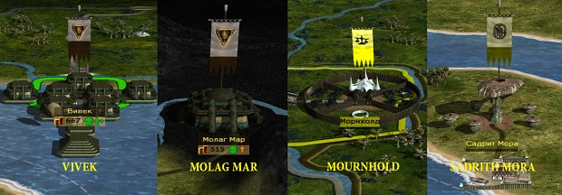 Strat map models