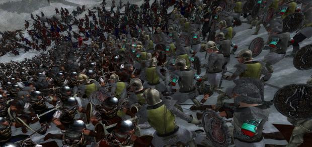 Historical battles - Sancre Tor