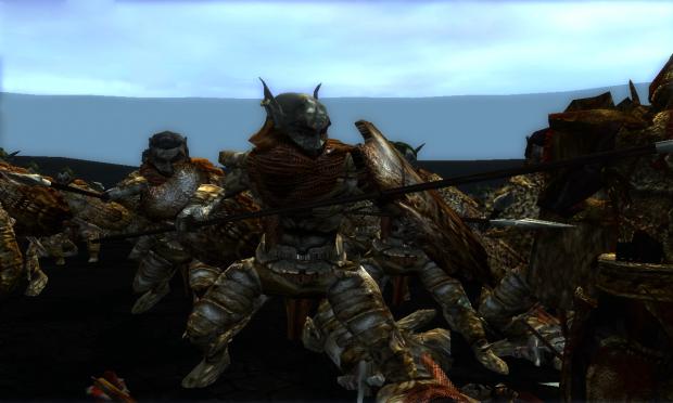 Ashlanders in battle