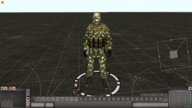 Soviet Infantry Update