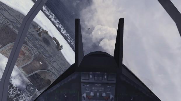 Flyable F-15