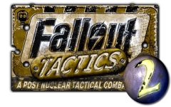 Fallout Tactics 2 current logo