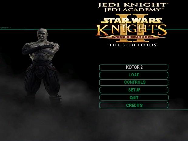Star Wars Jedi Knight: Jedi Academy - Kotor 2 Duels V1.1