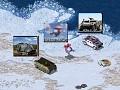 Allied Apc , Hum-Vee And Repair Drone