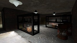 Just a storage room...