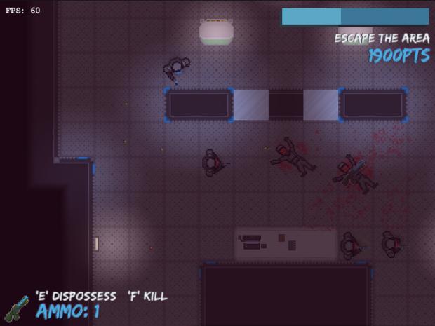 Vector Zero gameplay screens - Demo release
