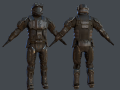 Completed ODST Uniform