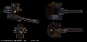 Pelican/Falcon Big Shooty Gun