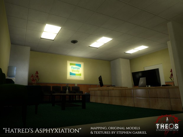 Hatred's Asphyxiation Screenshot 6