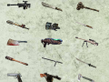A showcase of some new weapons and sprites