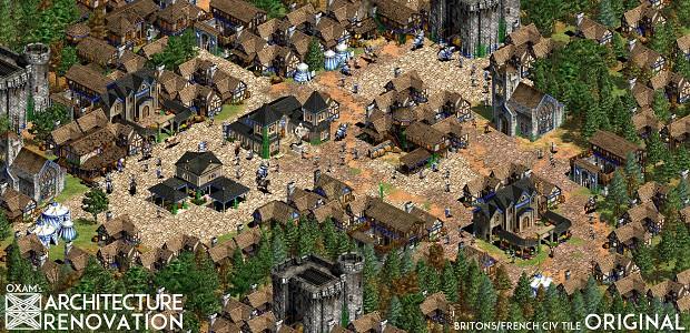 Eastern European Tileset Original in Game