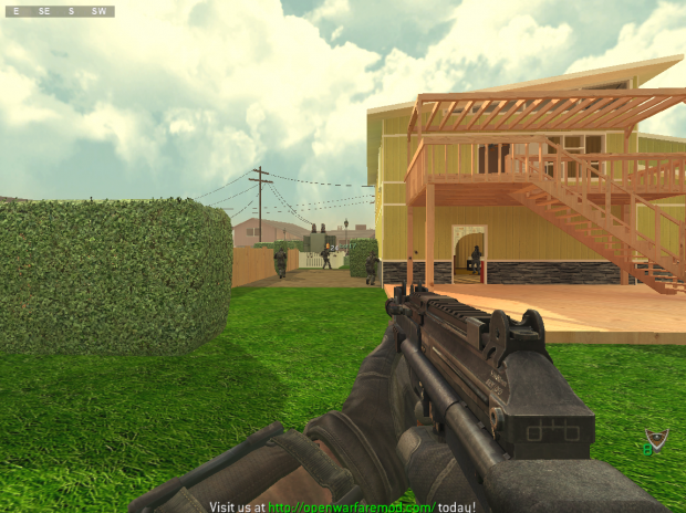 MSMC - SMG image - Black Ops 2 mod for Call of Duty 4