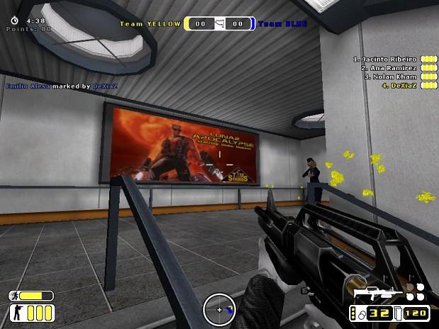 Gotcha! Advanced Mod screenshots