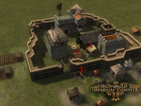 Kingmaker Germanic Town WIP