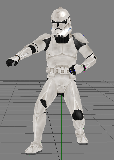 Clone Trooper Update