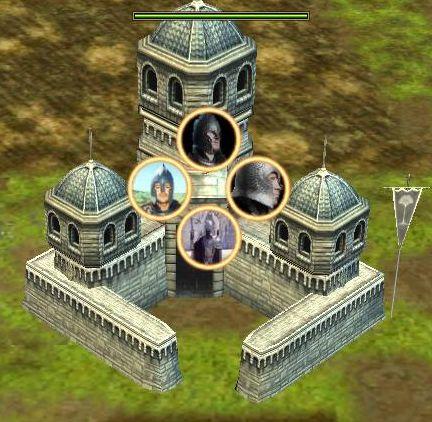 Gondor Units