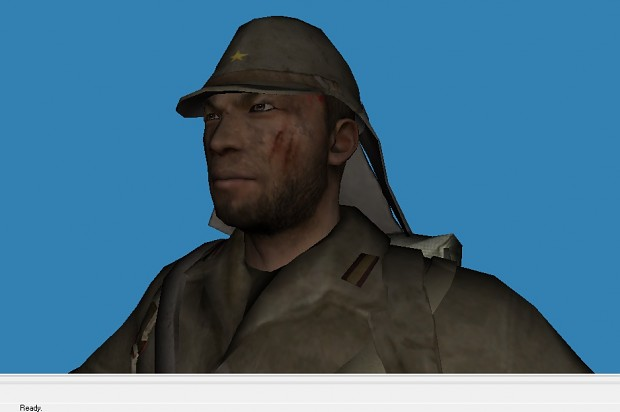 Pacific War [WIP]: Characters