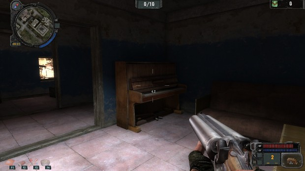 A.A.A. Modpack for Call of Pripyat v.0.0.1 (Alpha) - Multiplayer