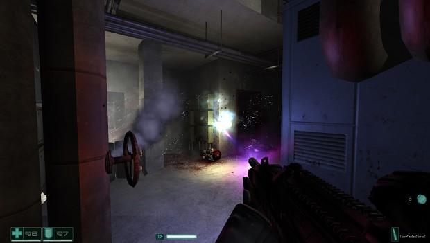 F.E.A.R. : MMod V2 - Laser Rifle