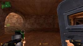 Smoke Grenade Shield.
