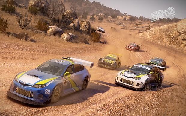 DiRT 2 Racing Mod
