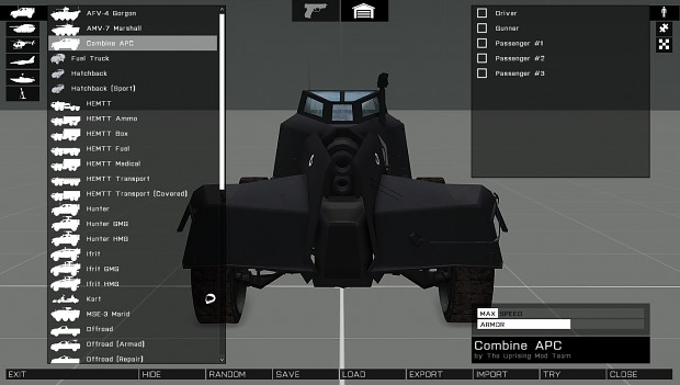APC - Latest Update (W.I.P.)