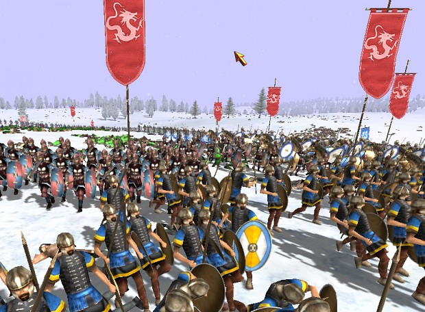 total war britannia how to build army