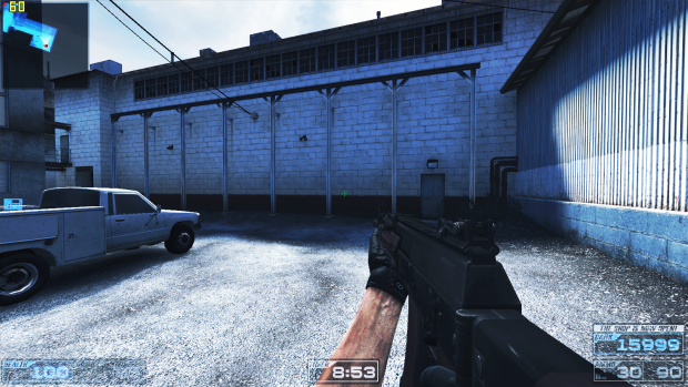 how to make a counter strike source mod