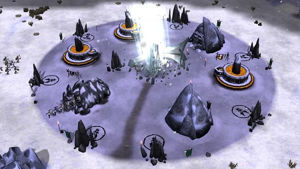 Snowy Moria Faction